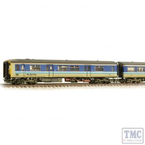 371-329 Graham Farish N Gauge Class 150/2 2-Car DMU 150247 BR Provincial (Sprinter) - Weathered