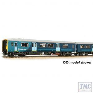 371-334 Graham Farish N Gauge Class 150/2 2-Car DMU 150236 Arriva Trains Wales (Revised)