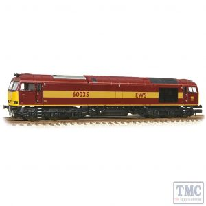 371-350A Graham Farish N Gauge Class 60 60035 EWS