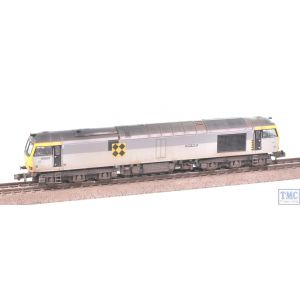 371-357 Graham Farish N Gauge Class 60 60057 Adam Smith BR Coal Sector Extra Detail Weathering by TMC