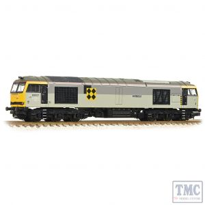 371-357 Graham Farish N Gauge Class 60 60057 'Adam Smith' BR Railfreight Coal Sector