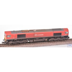 371-383A Graham Farish N Gauge Class 66/0 66101 DB Schenker