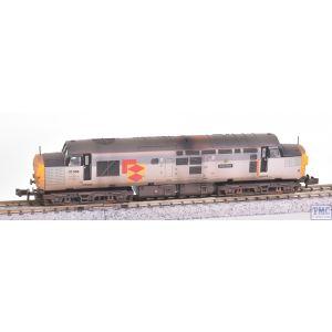 371-470 Graham Farish N Gauge Class 37/0 Split Headcode 37068 'Grainflow' BR Railfreight Distribution Sector