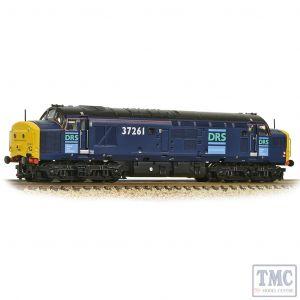371-471 Graham Farish N Gauge Class 37/0 Centre Headcode 37261 DRS Blue