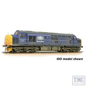 371-472 Graham Farish N Gauge Class 37/0 Centre Headcode 37242 Mainline Freight - Weathered