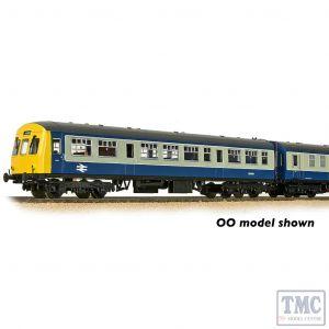 371-506 Graham Farish N Gauge Class 101 2-Car DMU BR Blue & Grey