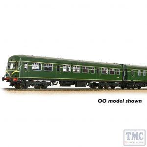 371-508 Graham Farish N Gauge Class 101 2-Car DMU BR Green (Speed Whiskers)