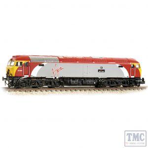 371-650A Graham Farish N Gauge Class 57/3 57306 'Jeff Tracy' Virgin Trains (Revised)