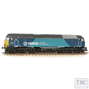 371-659 Graham Farish N Gauge Class 57/3 57315 Arriva Trains Wales (Revised)