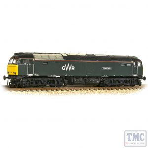 371-660 Graham Farish N Gauge Class 57/6 57603 'Tintagel Castle' GWR Green (FirstGroup)