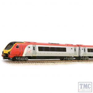 371-680 Graham Farish N Gauge Class 220 4-Car DEMU 220018 'Dorset Voyager' Virgin Trains (Revised)