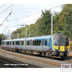 371-703 Graham Farish N Gauge Class 350 4-Car EMU 350407 First TransPennine Express