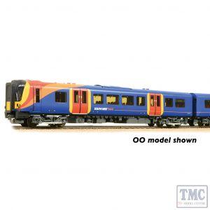 371-725 Graham Farish N Gauge Class 450 4-Car EMU 450073 South West Trains