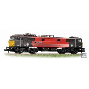 371-751 Graham Farish N Gauge Class 87 87019 Sir Winston Churchill Virgin Trains (Discontinued)