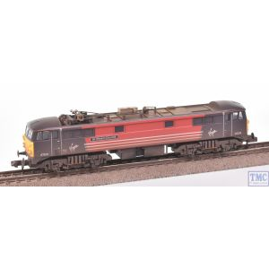 371-751 Graham Farish N Gauge Class 87 87019 Sir Winston Churchill Virgin Trains Weathered by TMC