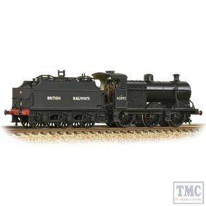 372-064 Graham Farish N Gauge MR 3835 4F with Fowler Tender 43892 BR Black (British Railways)