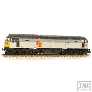 372-247 Graham Farish N Gauge Class 47/0 47209 'Herbert Austin' BR Railfreight Distribution Sector