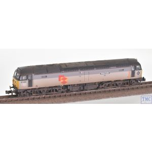 372-247 Graham Farish N Gauge Class 47/0 47209 'Herbert Austin' BR Railfreight Distribution Sector