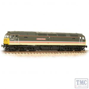 372-248 Graham Farish N Gauge Class 47/4 47550 'University of Dundee' BR InterCity (Mainline)