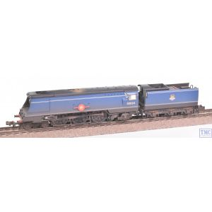 372-310 Graham Farish N Gauge SR Merchant Navy 35024 'East Asiatic Company' BR Express Blue (Early Emblem)