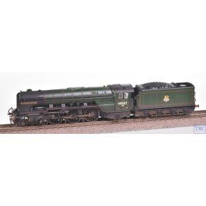 372-386 Graham Farish N Gauge Class A2 Bachelors Button 60537 BR Brunswick Green E/Emblem Weathered by TMC