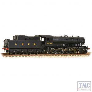 372-428 Graham Farish N Gauge WD Austerity 3085 LNER Black (LNER Original)