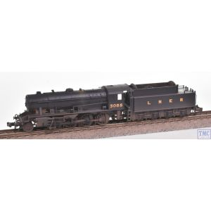 372-428 Graham Farish N Gauge WD Austerity 3085 LNER Black (LNER Original)