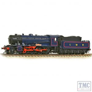 372-429 Graham Farish N Gauge WD Austerity 79250 'Major-General McMullen' LMR Lined Blue