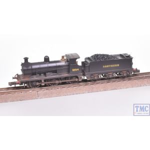 372-776 Graham Farish N Gauge SE&CR C Class 1294 SR Black (Sunshine)