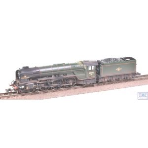 372-801 Graham Farish N Gauge Class A1 GREAT CENTRAL 60156 BR Lined Green L/Crest Weathered by TMC