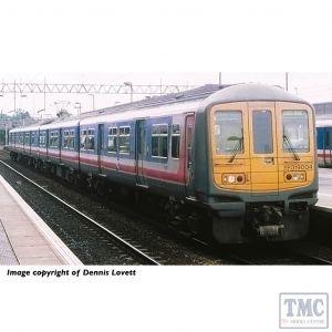 372-875 Graham Farish N Gauge Class 319 4-Car EMU 319004 BR Network SouthEast (Revised)