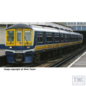 372-876 Graham Farish N Gauge Class 319 4-Car EMU 319382 Thameslink