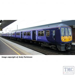 372-877 Graham Farish N Gauge Class 319 4-Car EMU 319362 Northern Rail