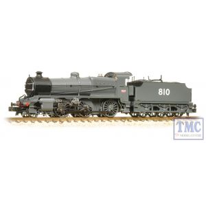 372-933 Graham Farish N Gauge N Class 2-6-0 810 SECR Grey