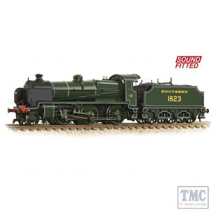 372-934DS Graham Farish N Gauge SE&CR N Class 1823 SR Maunsell Green - Sound Fitted