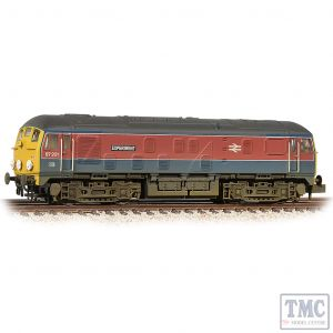 372-980 Graham Farish N Gauge Class 24/0 97201 'Experiment' BR RTC (Original) - Weathered
