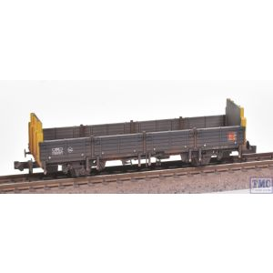 373-630 Graham Farish N Gauge BR OBA Open Wagon High Ends BR Railfreight Distribution Sector