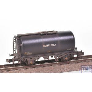 373-781 Graham Farish N Gauge BR 45T TTA Tank Wagon Weed Killing Train Black Weathered by TMC