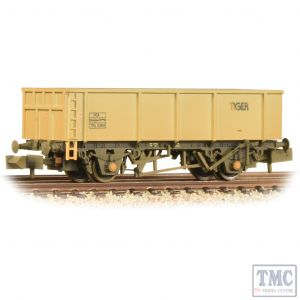 373-975B Graham Farish N Gauge POA Mineral Wagon 'Tiger' Grey - Weathered