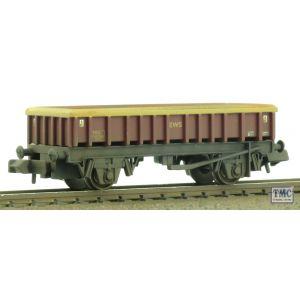 373-878B Graham Farish N Gauge 24 Tonne MFA Open Box Mineral Wagon EWS Weathered By TMC