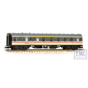 374-087 Graham Farish N Gauge BR Mk1 BCK Brake Corridor Composite Intercity