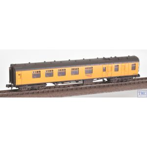 374-089 Graham Farish N Gauge BR Mk1 BCK Brake Composite Corridor Network Rail Yellow