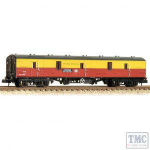 374-135 Graham Farish N Gauge BR Mk1 GUV General Utility Van BR Departmental SatLink