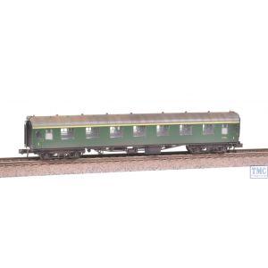 374-162 Graham Farish N Gauge BR MK1 FK First Corridor Coach (SR) Green Weathered by TMC