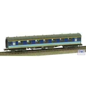 374-167 Graham Farish N Gauge BR MK1 FK First Corridor Coach Regional Railways Weathered by TMC