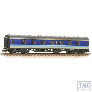 374-167 Graham Farish N Gauge BR Mk1 FK First Corridor BR Regional Railways