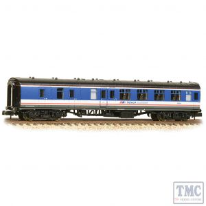 374-193 Graham Farish N Gauge BR Mk1 BSK Brake Second Corridor BR Network SouthEast (Original)