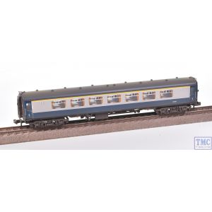 374-215 Graham Farish N Gauge BR Mk1 Pullman FO First Open Coach (Ex-Second Parlour) BR Blue & Grey Weathered by TMC