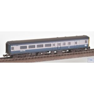 374-650 Graham Farish N Gauge BR Mk2F DBSO Driving Brake Second Open BR Blue & Grey (InterCity)