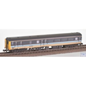 374-651 Graham Farish N Gauge BR Mk2F DBSO Driving Brake Second Open BR ScotRail